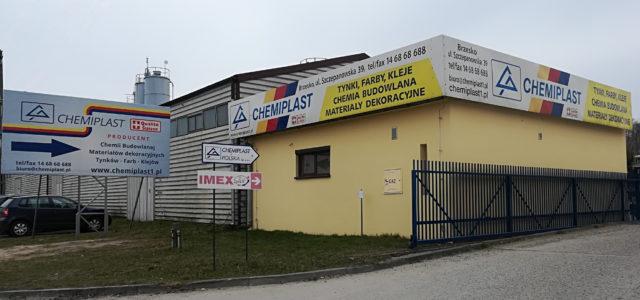 Zakład produkcyjny w Brzesku